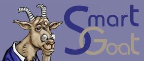 SmartGoat logo